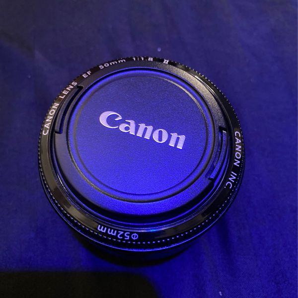 Cannon 50mm Lens