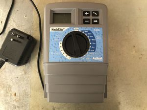 Irritrol Kwik Dial Irrigation Station Control Unit for Sale in Mansfield, TX