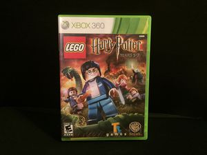 Harry Potter Yrs 5-7 (Xbox 360) for Sale in Talent, OR