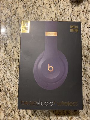 Beats wireless Studio 3.0 for Sale in Silver Spring, MD