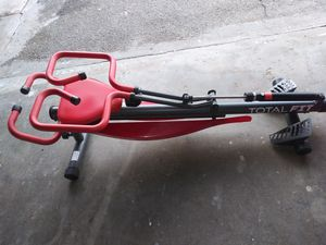 Total Fit Rowing Machine Like New $75 for Sale in Baldwin Park, CA