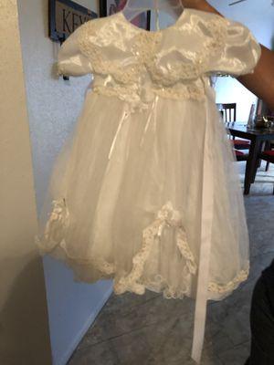 Baptism dress for Sale in Spring, TX