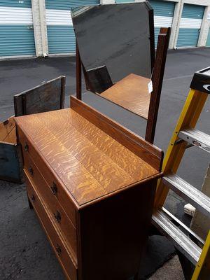 Antique Oak Dresser early 1900's for Sale in Oregon City, OR