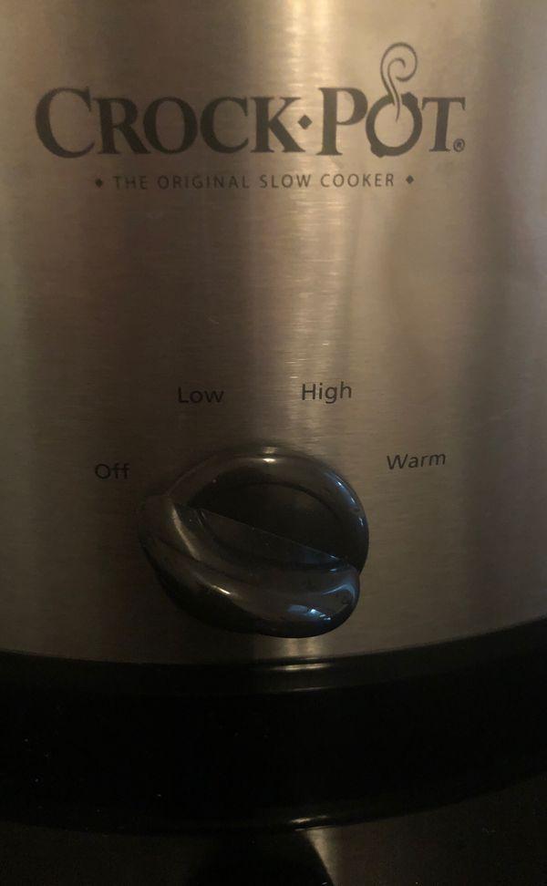 Large crock pot