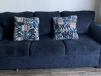 3 Piece Couch Set (Pull Out Bed) for Sale in El Mirage,  AZ