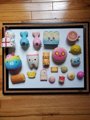 Squishies and Shopkins for Sale in NEWTON U F, MA
