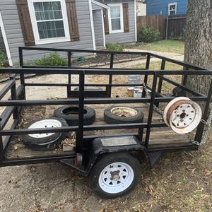 Trailer for Sale in Grand Prairie, TX