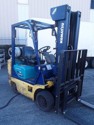 Komatsu Forklift for Sale in Fontana, CA