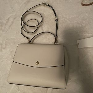 White Tory Burch Purse for Sale in Chino, CA