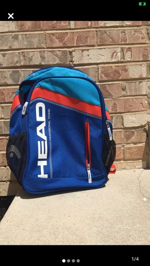HEAD professional Tennis Backpack for Sale in Woodridge, IL