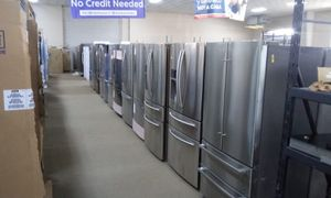 ON SALE! Samsung KitchenAid & More Refrigerator Fridge Delivery Available With Warranty #776 for Sale in Houston, TX
