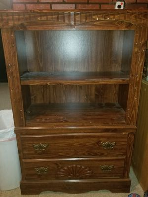 Brown shelf for sale!!!! for Sale in Chicago, IL