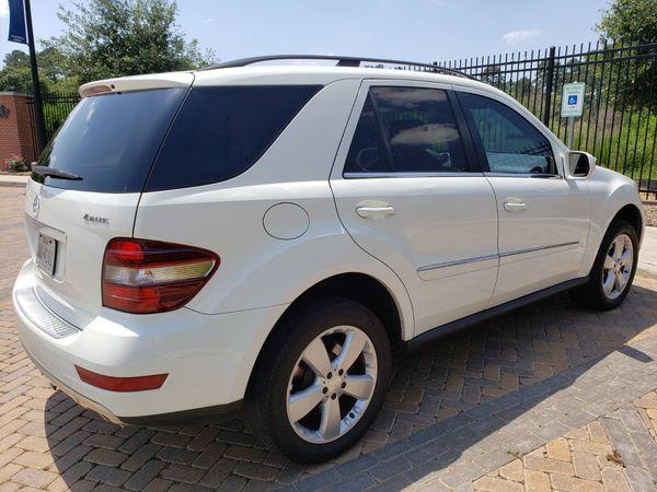 2009 Mercedes Benz ML350
