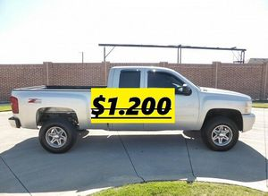 🍁URGENT!🍁 🔑🔑$1200 I Selling 2011 Chevrolet Silverado,Very Clean!Clean Tittle!Runs and Drives great.Nice Family car!one owner!🔑🔑 for Sale in San Francisco, CA