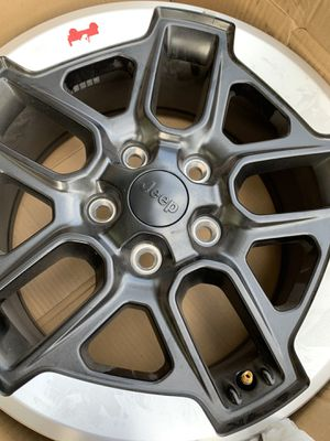 Jeep Rubicon Wheels for Sale in Bloomington, CA