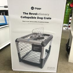 Brand New Diggs Collapsible Dog Crate for Sale in Redmond,  WA