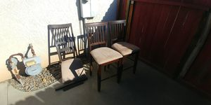 Brown bar stools for Sale in Fresno, CA