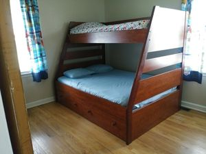 Solid Wood Bunk Bed for Sale in Northwest Plaza, MO