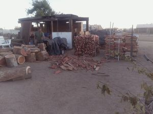 Firewood Euculipitus 1/2 cord $150, 1 cord $280 for Sale in Victorville, CA