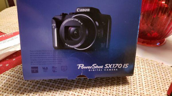 Canon digital camera 📷
