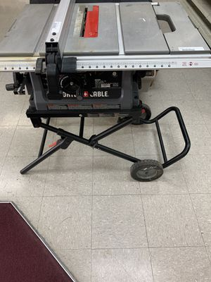 Porter Cable Table Saw for Sale in Austin, TX
