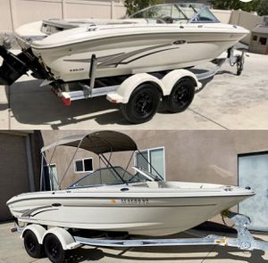 2003 Sea Ray 182 bow rider boat for Sale in Jurupa Valley, CA