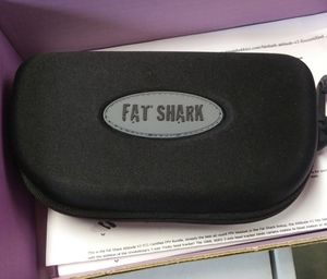 Fatshark attitude fpv goggles including transmitter and Camera for Sale in San Diego, CA