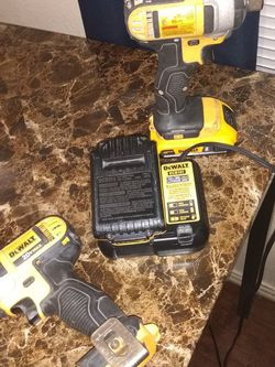 2 Impacts 2 Batteries And Charger Trade Or Sell for Sale in Dallas,  TX