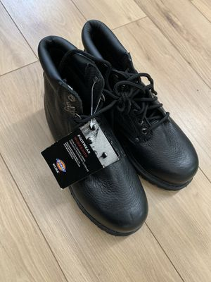 Brand new Dickies work boots SIZE 8 for Sale in Milwaukee, WI
