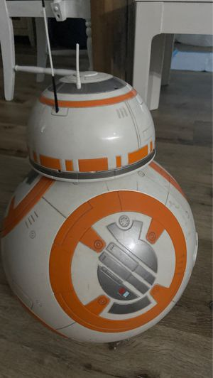 Star Wars bb8 hero droid for Sale in DeBary, FL
