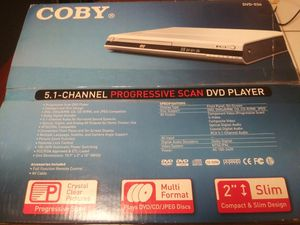 Sealed Coby DVD player from 2007 for Sale in TWN N CNTRY, FL