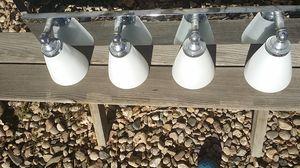 4 light fixture for Sale in Denver, CO