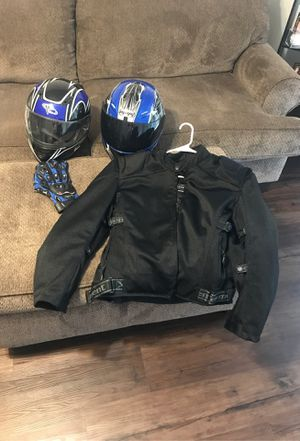 Motorcycle gear for Sale in Lakeland, FL