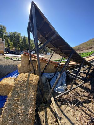 FMX motocross ramp for Sale in Canyon Country, CA
