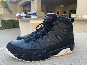 JORDAN 9 CITRUS SIZE 11 - $100 for Sale in Tracy, CA