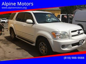 2007 Toyota Sequoia for Sale in Van Nuys, CA