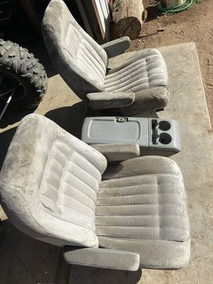 Chevy bucket seats for Sale in Hesperia, CA