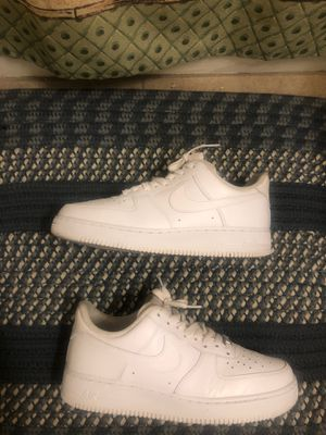 air force 1 shoes for Sale in Hesperia, CA