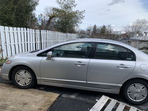 2006 hybrid Honda Civic for Sale in Silver Spring, MD