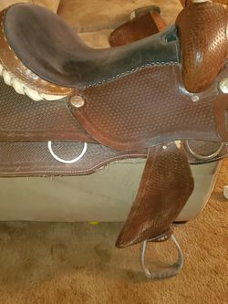 "Oakridge 18"" Saddle for Sale in Clarksburg,  WV"