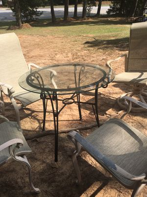 Patio set for Sale in Atlanta, GA