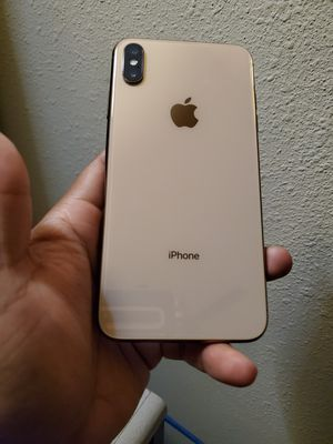 iPhone XS Max 256gb Fact Unlocked - NO TRADES for Sale in Houston, TX