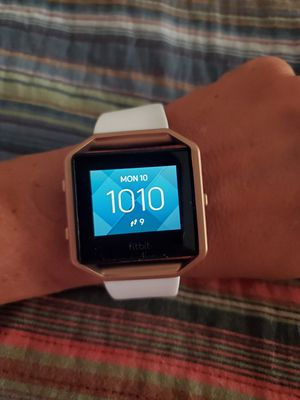Fitbit Blaze comes with everything you need New Condition for Sale in Virginia Beach, VA