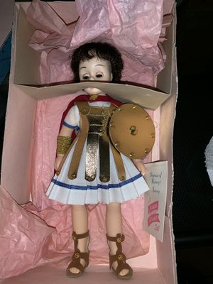 Madame Alexander Doll : Marc Anthony for Sale in San Jose, CA