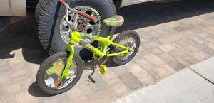 "16"" kids bike for Sale in Gilbert, AZ"