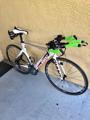 Giant Trinity tri bike for Sale in Tampa, FL