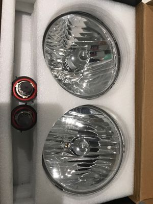 Original Jeep Wrangler headlights for Sale in Miami, FL