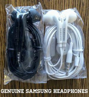 Genuine Samsung Headphones for Sale in Bailey's Crossroads, VA