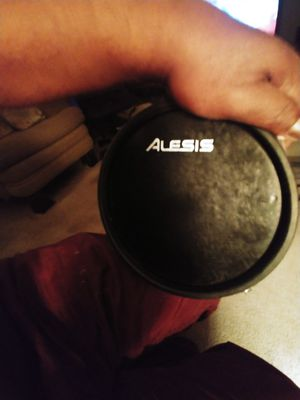 Alesis 10 piece Studio Digital Drum set for Sale in Columbus, OH