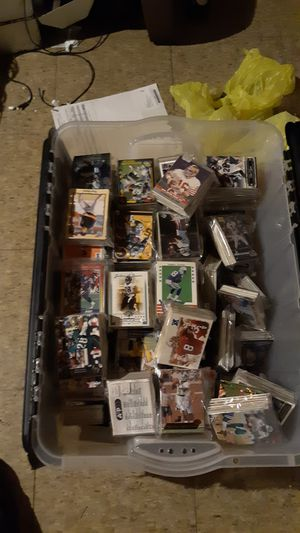 Baseball Card Lot Some Baseball , Football And More for Sale in Middletown, NJ
